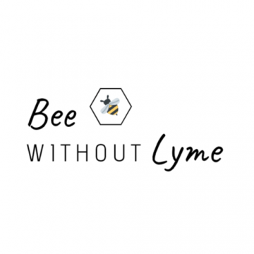 Bee Without Lyme Logo