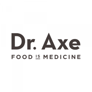 Dr. Axe Food is Medicine logo