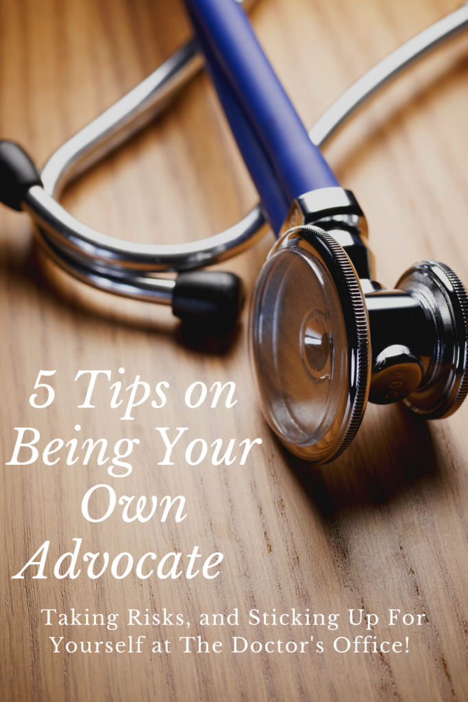 5 Tips on Being Your Own Advocate Pinterest