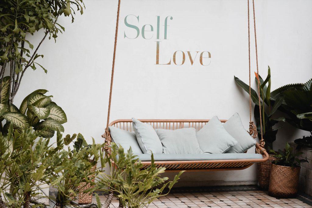 Self love confidence