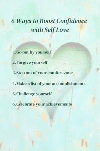 self love confidence pinterest